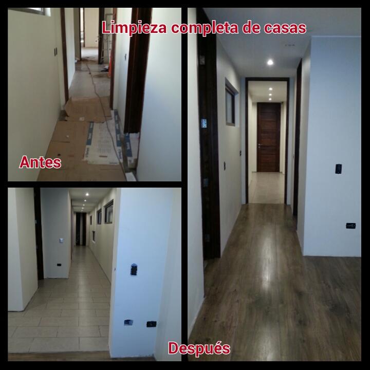 Productos quimicos y servicios de aseo industrial y for Limpieza de casas y oficinas